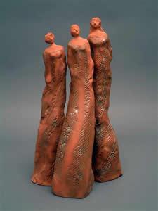 3 Muses by Jennifer Lucht